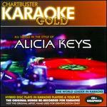 Karaoke Gold: All Songs in the Style of Alicia Keys
