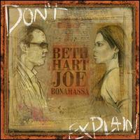 Don't Explain - Beth Hart/Joe Bonamassa