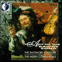 The Art of the Bawdy Song - Baltimore Consort