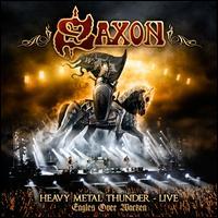 Heavy Metal Thunder: Live [CD/DVD] - Saxon
