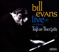 Live at Art D'Lugoff's Top of the Gate - Bill Evans