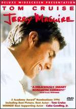 Jerry Maguire (Dvd, 1997 Deluxe) Tom Cruise, Brand New