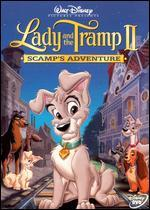 Lady & the Tramp II-Scamp's Adventure