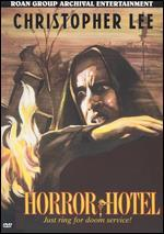 Horror Hotel [Dvd] [1960] [Region 1] [Us Import] [Ntsc]