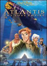 Atlantis: Lost Empire [Dvd] [2001] [Region 1] [Us Import] [Ntsc]
