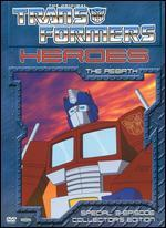 Transformers-Heroes-Rebirth Parts 1-3 [Vhs]