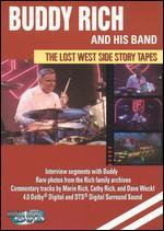 Buddy Rich and His Band--the Lost West Side Story Tapes Dvd