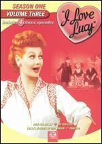 I Love Lucy: Season 1, Vol. 3