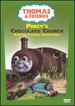 Thomas and Friends: Percy's Chocolate Crunch and Other Thomas Adventures - David Mitton