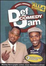 Def Comedy Jam: More All Stars, Vol. 4