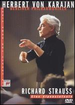 Herbert Von Karajan-His Legacy for Home Video: Richard Strauss-Eine Alpensinfonie