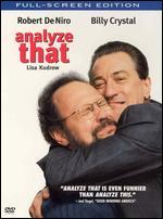 Analyze That (Full Screen)