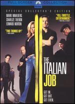The Italian Job (Full Screen Edition)