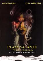 Plaza Vacante
