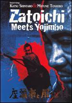 Zatoichi 20-Zatoichi Meets Yojimbo
