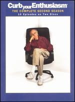 Curb Your Enthusiasm: The Complete Second Season [2 Discs]