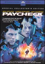 Paycheck: Widescreen Edition [Special Collector's Edition]
