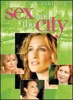 Sex and the City: The Sixth Season, Part 1 [3 Discs] -