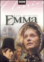 Jane Austen's Emma (Dvd Movie) Bbc Video for Usa 1972 Doran Godwin