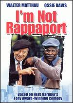 I'M Not Rappaport Dvd