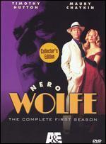 Nero Wolfe: Season 01