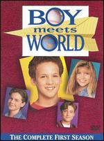 Boy Meets World-the Complete First Season