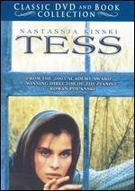 Tess (Classic Masterpiece Book & Dvd Set)
