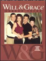 Will & Grace: Season Three [4 Discs] -