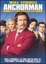Anchorman-the Legend of Ron Burgundy (Full Screen Edition)