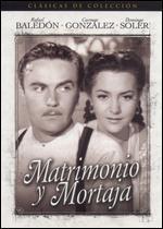 Matrimonio Y Mortaja