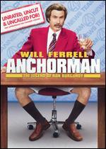 Anchorman-the Legend of Ron Burgundy (Unrated Full Screen Edition)