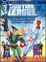 Justice League Unlimited: Saving the World