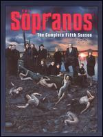 The Sopranos: The Complete Fifth Season [4 Discs]