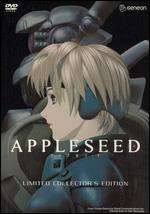 Appleseed [Limited Collector's Edition] [2 Discs]