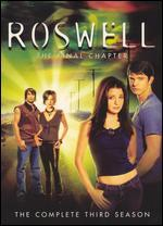 Roswell-the Complete Third Season (the Final Chapter)