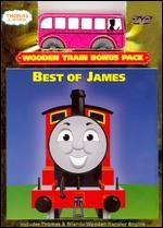 Thomas and Friends: Best of James [Wooden Train Bonus Pack]