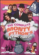 The Complete Monty Python's 16 Ton Megaset: Flying Circus [16 Discs]