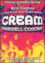 Cream: Farewell Concert (Special Extended Edition)