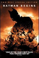 Batman Begins [WS] [2 Discs]