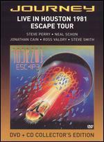 Journey-Live in Houston 1981, the Escape Tour