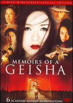 Memoirs of a Geisha [WS] [2 Discs] - Rob Marshall