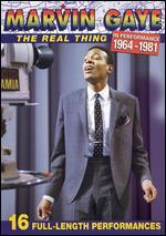 Marvin Gaye: the Real Thing-in