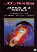 Journey: Live in Houston-the Escape Tour (1981)