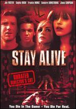 Stay Alive-the Director's Cut (Widescreen Edition)
