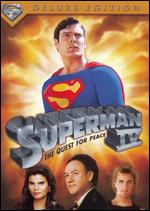 Superman IV: The Quest for Peace [Deluxe Edition] - Sidney J. Furie