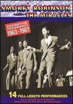 Smokey Robinson: the Definitive Performances 1963-1987