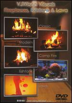 VJWorld Visuals: Fireplaces, Fishtank and Lava