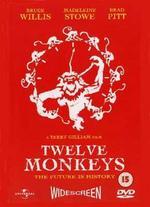 Twelve Monkeys [Dvd] [1996]
