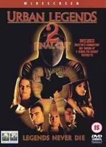 Urban Legends 2-Final Cut [Dvd]
