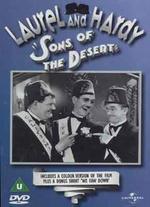 Sons of the Desert [Vhs]